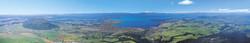 Lake Taupo panorama