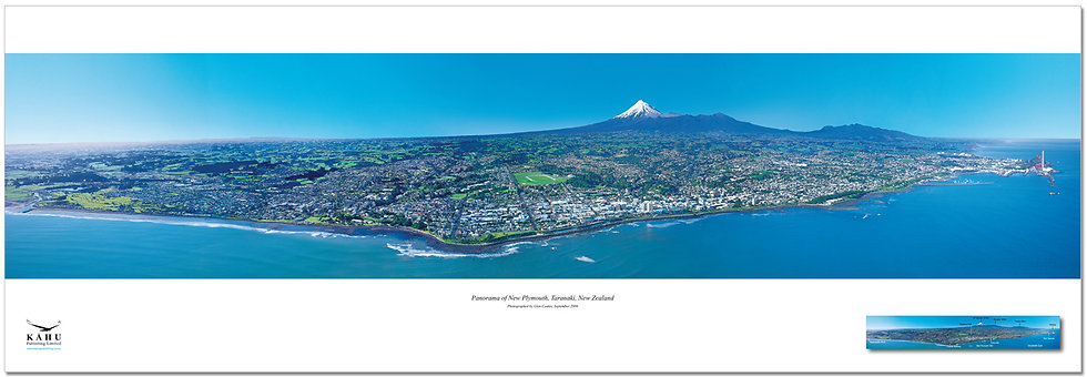 New Plymouth poster