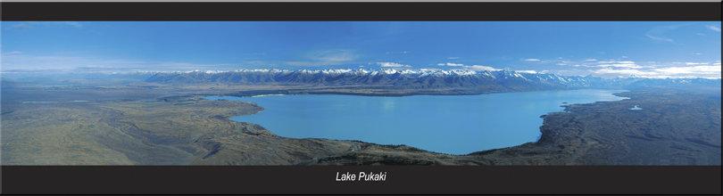 Lake Pukaki magnet