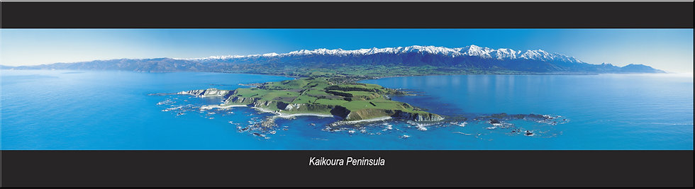 Kaikoura Peninsula magnet