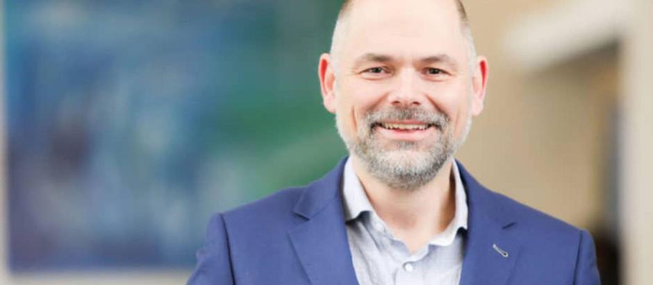 Spotlight: David de Graaf, Comet Therapeutics