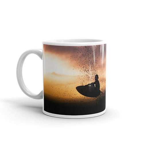 Sunrise Airlines - Mug