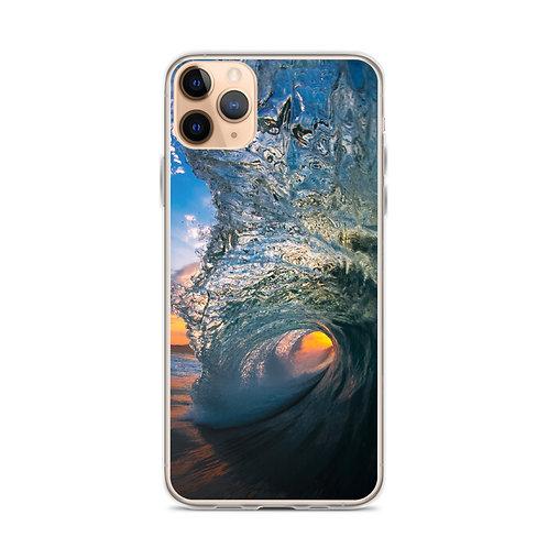 Golden Eye - iPhone Case