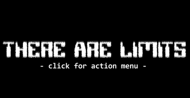 There Are Limits title screen