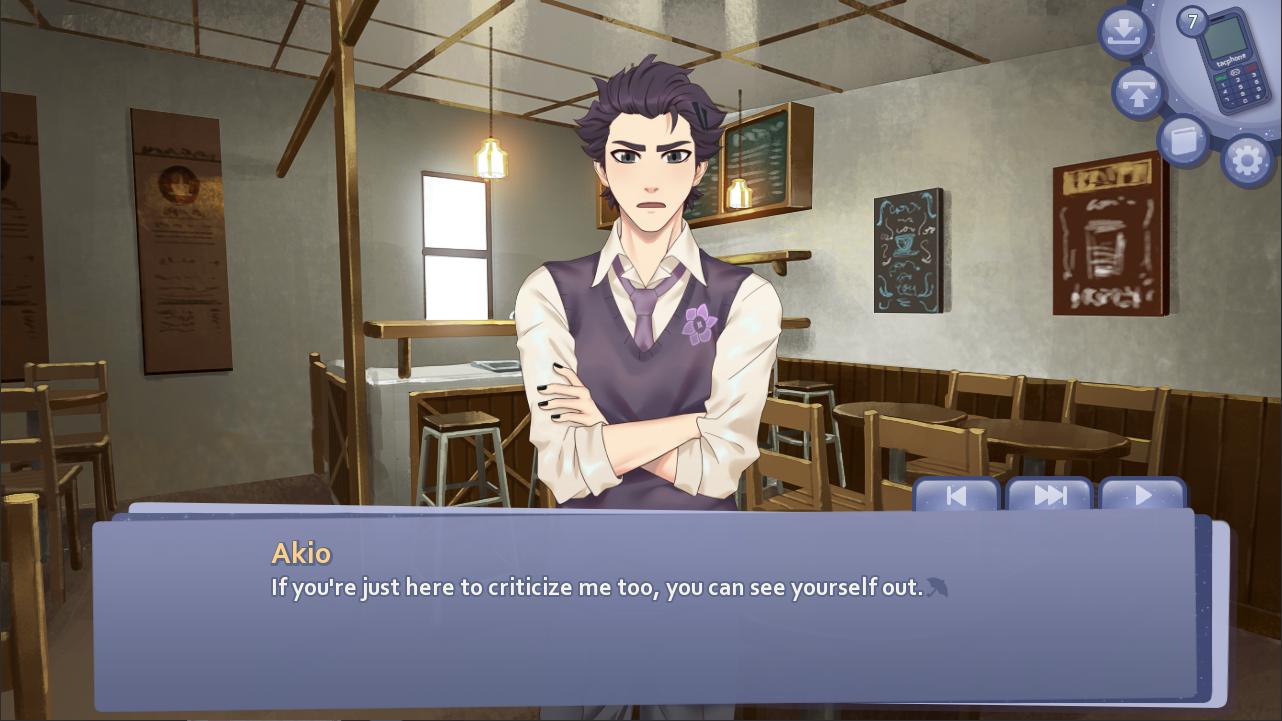Meet Akio