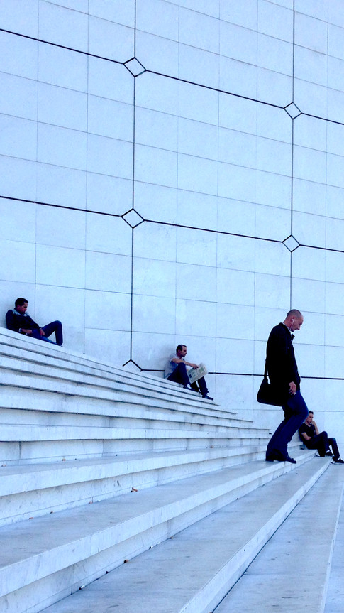 PEOPLE AND ARCHITECTURE