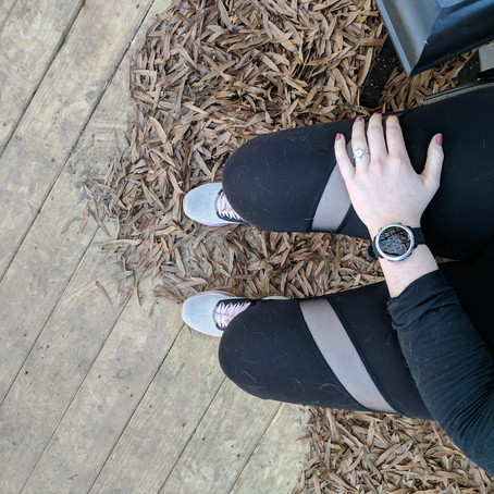 Anxiety is my Running Partner