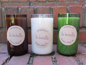 Why I Use Soy Wax For Candles