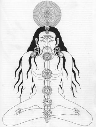 Yoga Chakras Kundalini