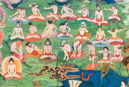 The Rishis & The Yogis