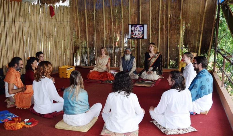 Yoga Teacher Training Sharing Circle