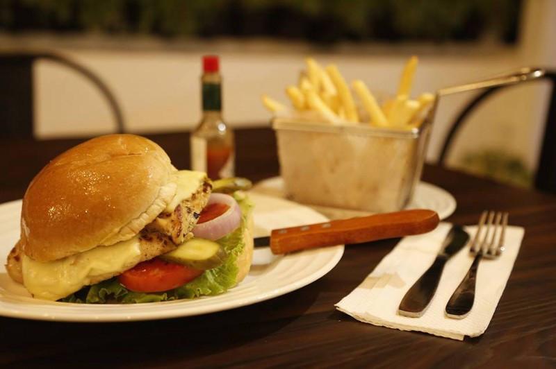 Smise Burger
