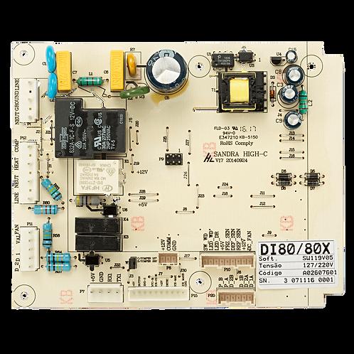 Placa Potência Refrig. Electrolux Di80 Di80x Dfi80