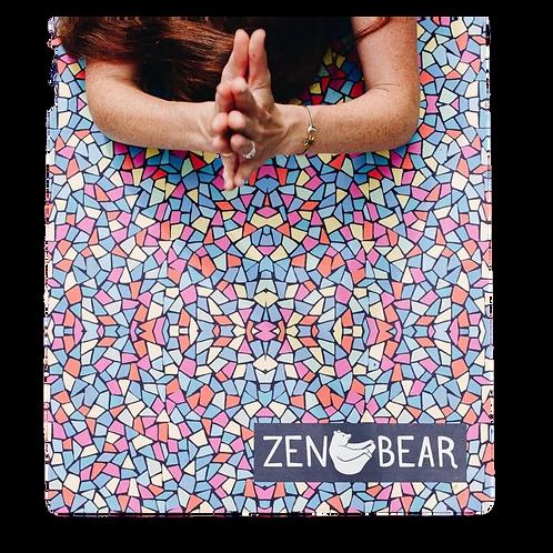 Zen Bear Yoga Mat