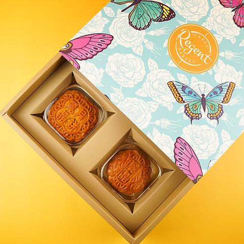 單黃月餅禮盒 Single Yolk Moon Cake Gift Box