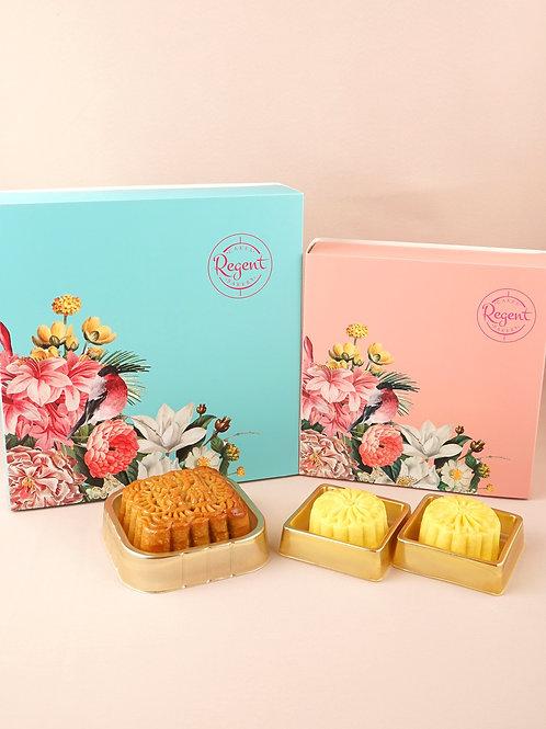 [限量] 麗晶傳統月餅禮盒套裝 Regent Moon Cake Gift Set
