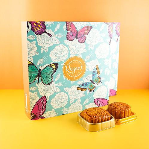 純月餅禮盒 Moon Cake Gift Box (No Yolk)