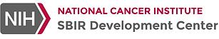 National Cancer Center SBIR Development Center Logo