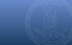 Commonwealth of Virginia Governor's Seal