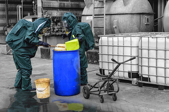 chemical spill pollution response team i