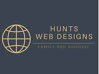 Hunts Web Designs, Logo, web designer