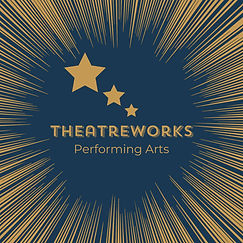 TheatreWorks Performing arts logo