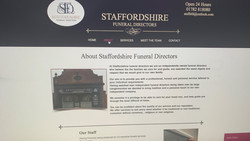 Staffordshire funeral services