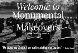 Monumental makeovers