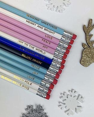 Mystery Pencil Trio