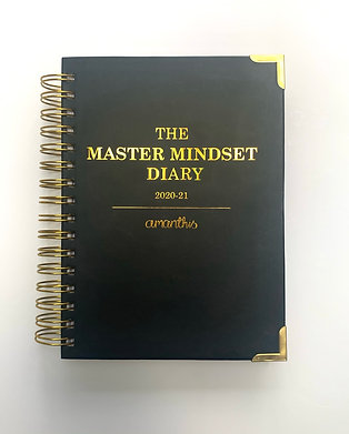 The Master Mindset Diary 2020-21