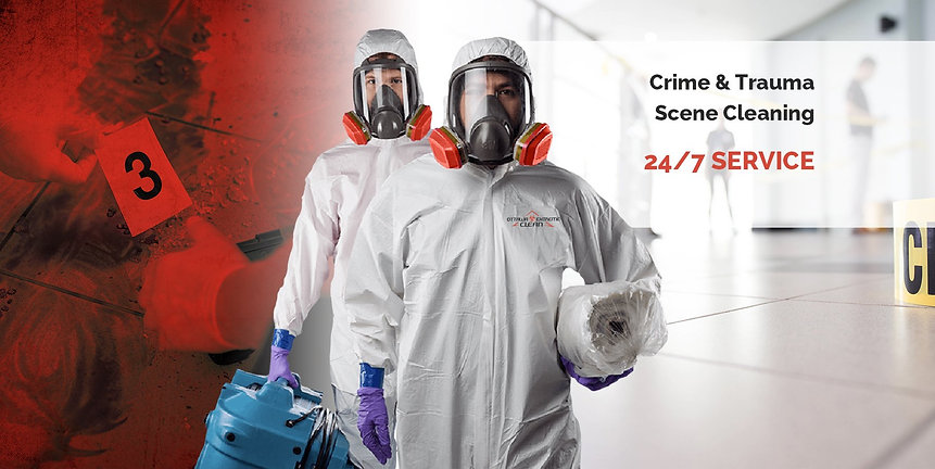 covid-19 , crime scene cleaning, cleaning, Trauma and crime scene