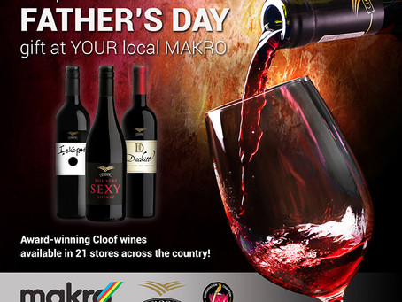 The perfect FATHER'S DAY gift at YOUR local Makro!