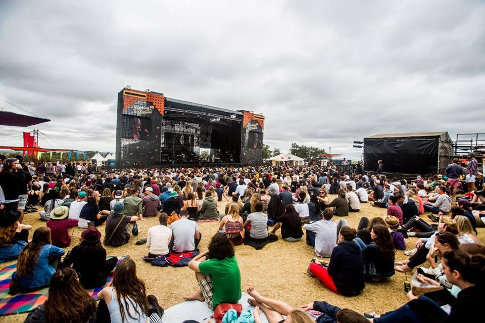 Rocking the Daisies 2015