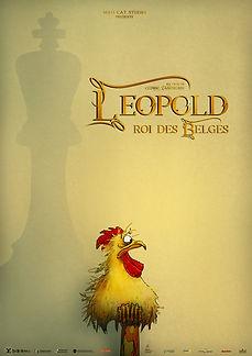 LEOPOLD ROI DES BELGES affiche festival