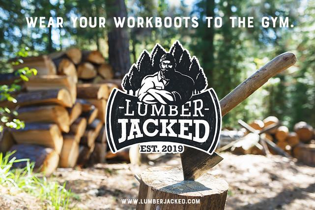 Lumber Jacked Brand Ad 3