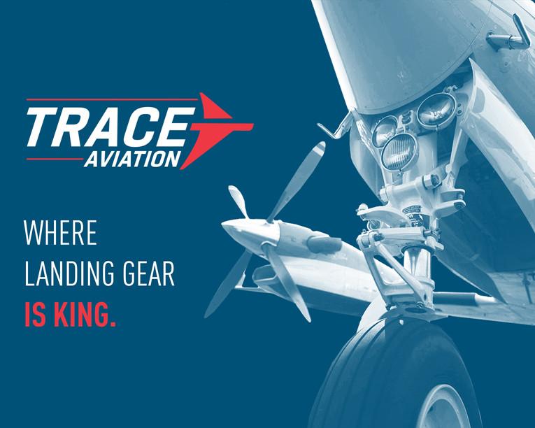 Trace Branding Ad