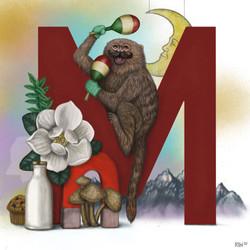Maurice the Marmoset