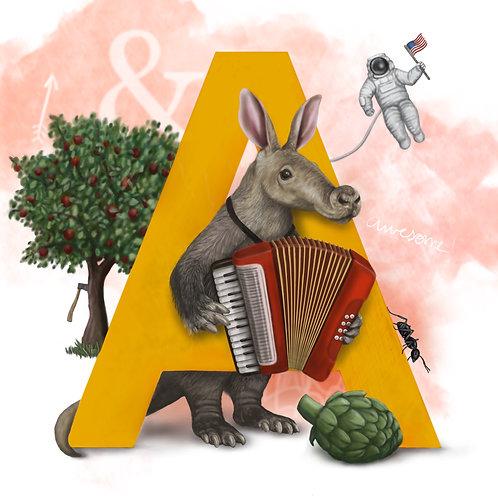 copy of Animal Alphabet