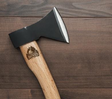 Lumber Jacked Axe