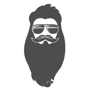 Badass Beard Icon