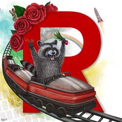 Rosco the Raccoon