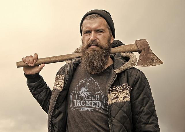 Lumber Jacked T-shirt