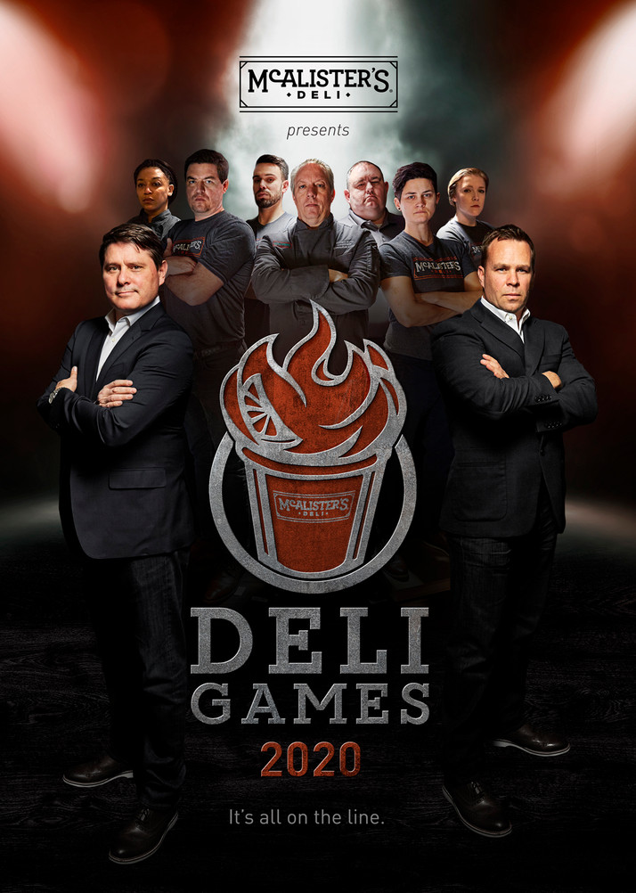 Deligames Teaser Poster