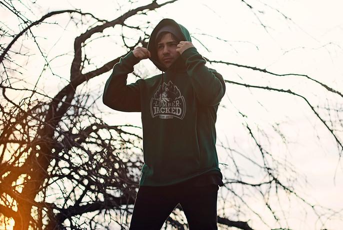 Lumber Jacked Hoodie