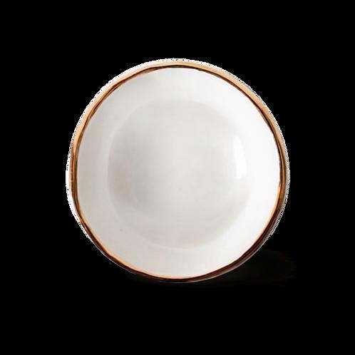 Mixing Dish - White