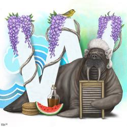 Wayne the Walrus