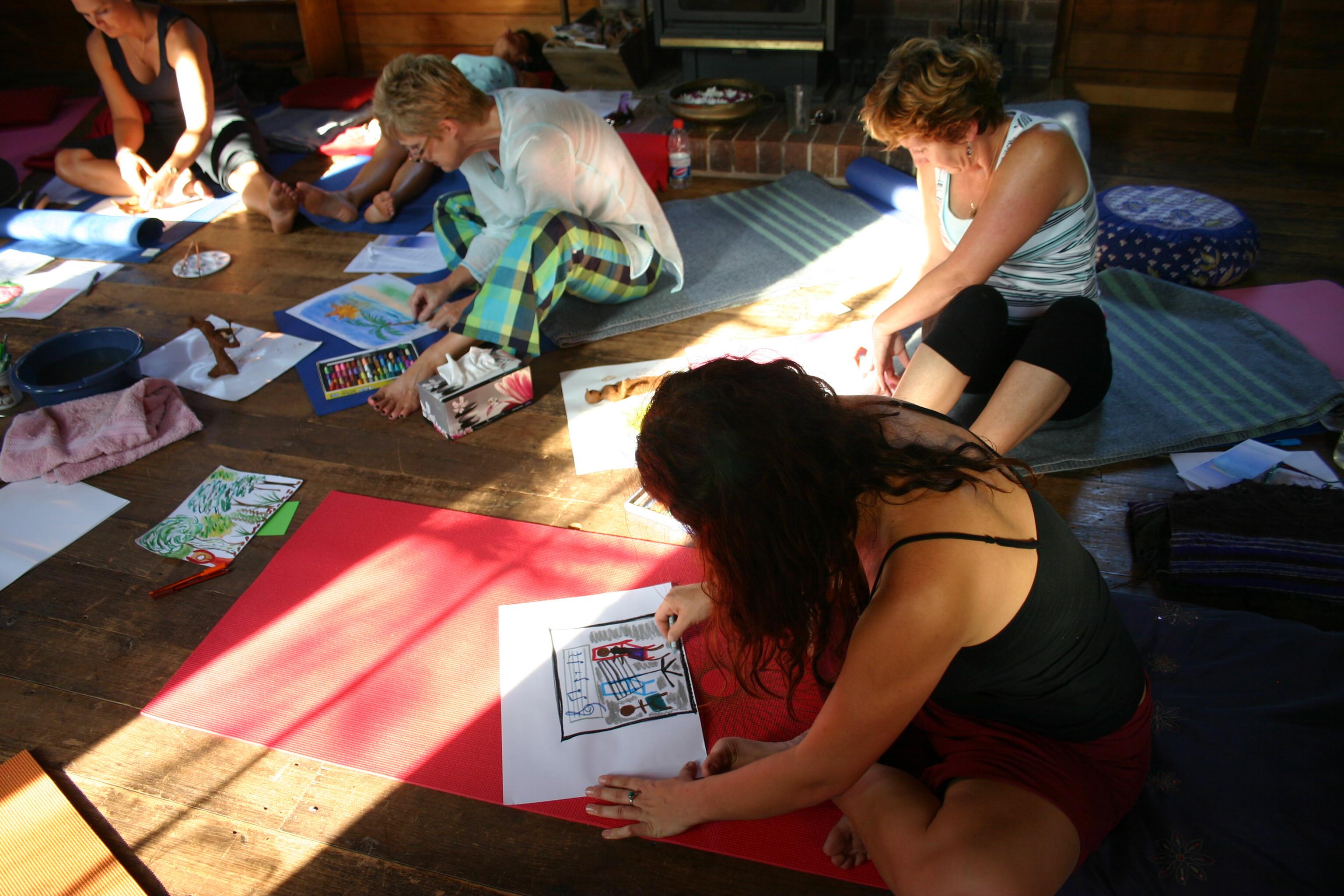 MYSHA Women's Wellbeing Circle