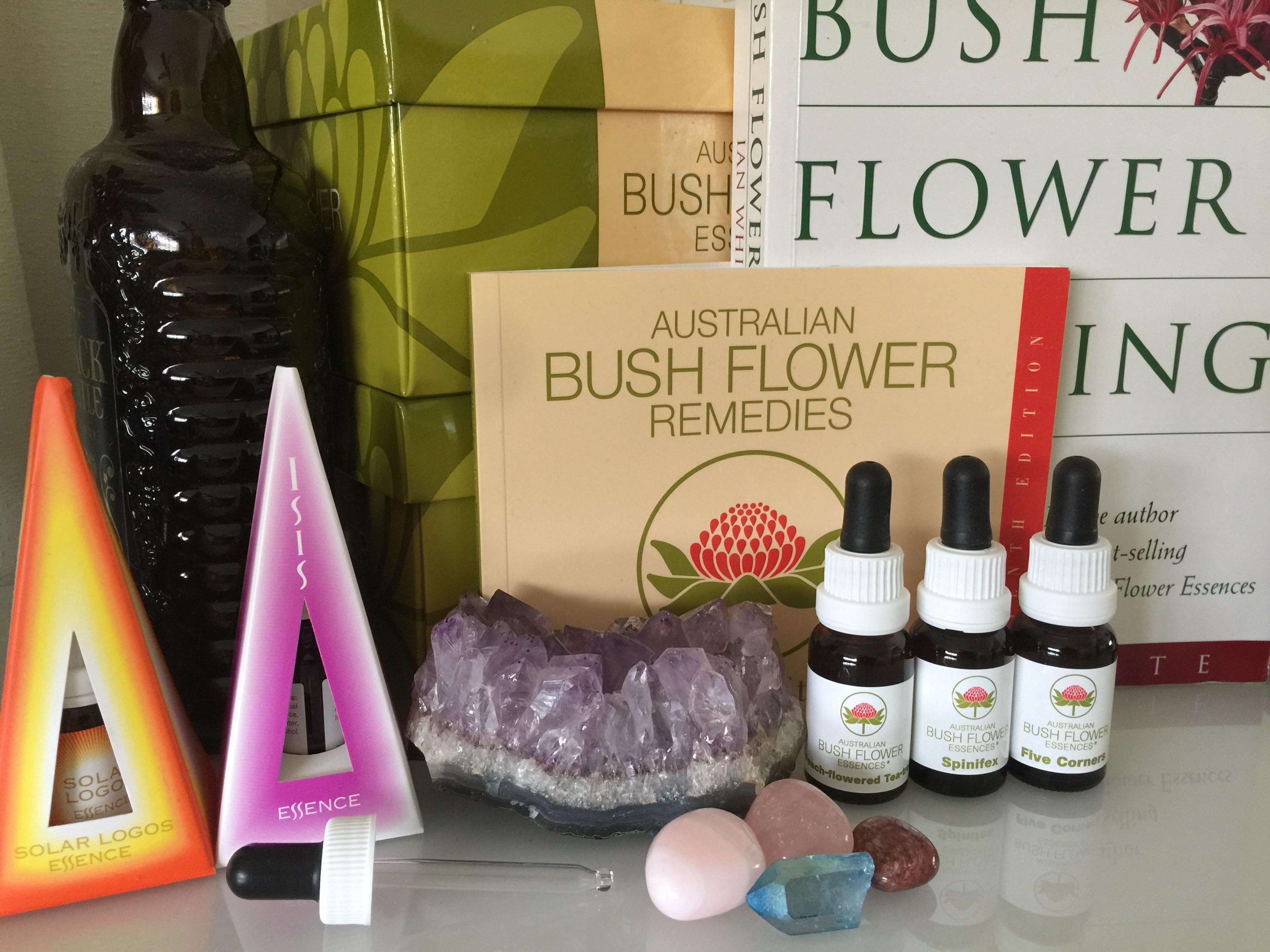 Aust. Bush Flower Essences