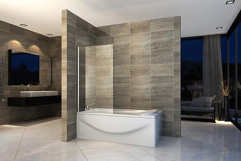 Paroi de baignoire fixe 70x140cm