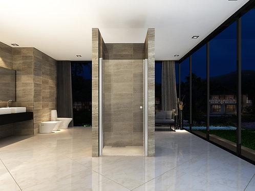 Porte de douche 77-81x190cm